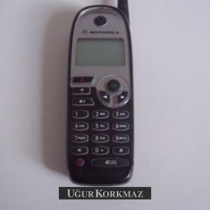 motorola d520 telefon