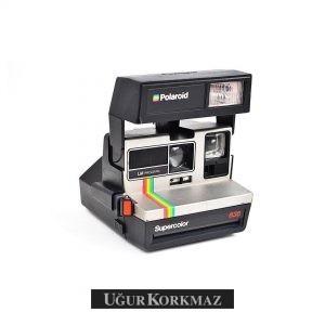 Polaroid 635 Supercolor Şipşak Fotoğraf Makinesi